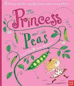 The Princess and the Peas - Caryl Hart
