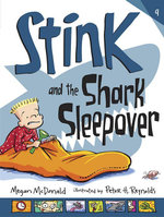Stink and the Shark Sleepover (Book #9) - Megan McDonald