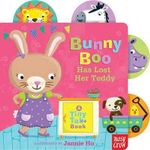 Bunny Boo Has Lost Her Teddy : A Tiny Tab Book - Jannie Ho
