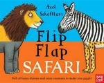 Flip Flap Safari - Nosy Crow