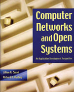 Computer Networks and Open Systems : An Application Development Perspective - L.N. Cassell