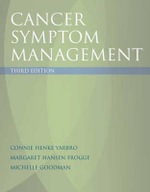 Cancer Symptom Management - Connie Henke Yarbro