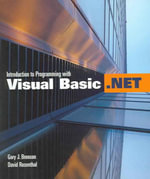 Introduction to Programming with Visual Basic .Net - Gary J. Bronson