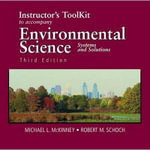 Environmental Science: Instructors Toolkit : Systems and Solutions - Michael L. McKinney