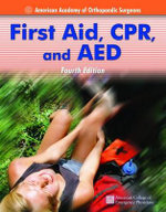 Bua- First Aid CPR and Aed Av 4e/ on - Aaos