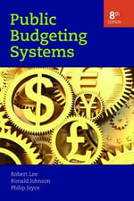 Public Budgeting Systems - Robert D. Lee, Jr.