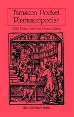 Tarascon Pocket Pharmacopoeia 2010 : Deluxe Lab-Coat Edition - Richard J Hamilton