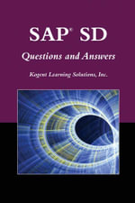 SAP SD Questions and Answers : SAP Books - Kogent Learning Solutions