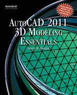 Autocad(R) 2011 3D Modeling Essentials - Munir  M. Hamad