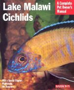 Lake Malawi Cichlids : Everything About Their History, Setting Up an Aquarium, Health Concerns, and Spawning - Mark Smith