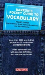 Pocket Guide to Vocabulary - Sharon Weiner Green