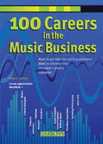 100 Careers in the Music Business - Tanja Crouch