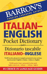 Italian-English Pocket Bilingual Dictionary :  Dizionario Tascabile Italiano-Inglese - Roberta Martignon-Burgholte