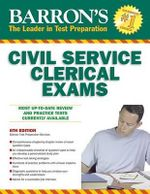 Barron's Civil Service Clerical Exam - Jerry Bobrow