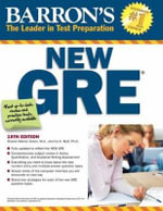 GRE : Graduate Record Examination - Sharon Weiner Green