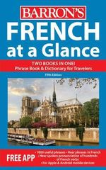French at a Glance : At a Glance - Gail Stein