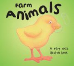 Farm Animals : A Very First Action Book - Barron's