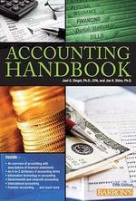 Accounting Handbook - Dr. Jae K. Shim