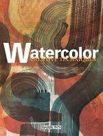 Watercolor : Creative Techniques - Parramon