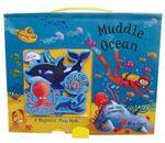 Muddle Ocean : Magnetic Play Books (Barron) - Ben Cort
