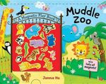 Muddle Zoo : A Magnetic Play Book - Jannie Ho