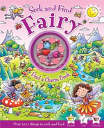 Seek and Find Fairy : Find a Charm Book - Rachel Elliot