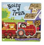 Noisy Train : Noisy Wheels - Liza Lewis