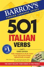 501 Italian Verbs : 501 Verbs S. - John Colaneri