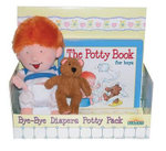 The Potty Book for Boys [With Henry Doll and Plush Bear and Potty] : Book and Plush Toy Set - Alyssa Satin Capucilli