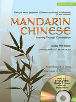 Mandarin Chinese Learning Through Conversation, Volume One : Lessons 1-20 - Kang Yuhua