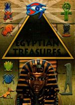 Secrets of Egyptian Treasures : Barron's Activity Kits for Kids - Gaby Goldsack