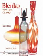 Blenko 1972-1983 Catalogs - Leslie Pina