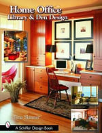 Home Office : Library, and Den Design - Tina Skinner