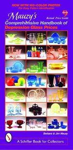 Mauzy's Comprehensive Handbook of Depression Glass Prices - Barbara Mauzy