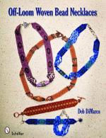 Off-loom Woven Bead Necklaces - Deb DiMarco