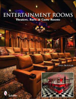 Entertainment Rooms : Home Theaters, Bars, and Game Rooms - Tina Skinner