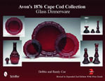 Avon's 1876 Cape Cod Collection : Glass Dinnerware - Debbie Coe