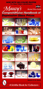 Mauzy's Comprehensive Handbook of Depression Glass Prices - Barbara E. Mauzy