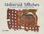 Universal Stitches for Weaving, Embroidery, and Other Fiber Arts - Nancy Arthur Hoskins