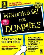 Windows 98 For Dummies - Andy Rathbone