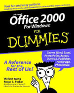 Microsoft Office 2000 For Windows For Dummies - Wallace Wang