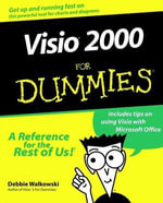 Visio 2000 For Dummies  :  Finding Meaning in Digital Imagery - Debbie Walkowski