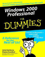 Windows 2000 Professional For Dummies - Andy Rathbone