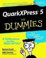 QuarkXPress5 For Dummies - Barbara Assadi