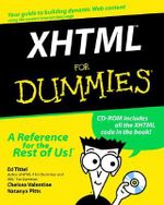 XHTML For Dummies - Ed Tittel