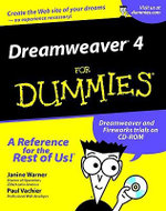 Dreamweaver 4 For Dummies - Janine Warner