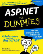 ASP.NET For Dummies - Bill Hatfield