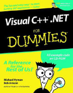 Visual C++.Net For Dummies - Bob Arnson