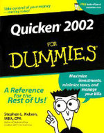 Quicken 2002 For Dummies : For Dummies (Lifestyles Paperback) - Stephen L. Nelson