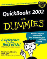 QuickBooks 2002 For Dummies - Stephen L. Nelson